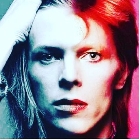 "45 Likes, 2 Comments - ★ My Bowie Universe ★ (@mybowieuniverse) on Instagram: ""★"""