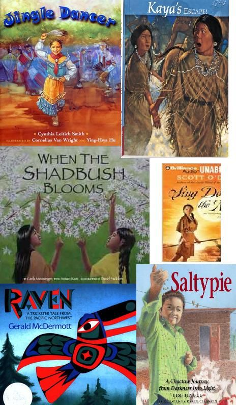 ... Perfect Children's Books for Native American Heritage Month