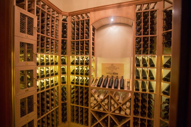 We Work Extensively With Cellar Contractors Throughout The World