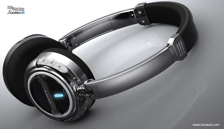 SoundON USA - Wireless 5.1 Hi-Fi Headphones