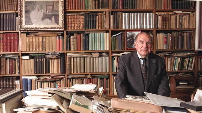 Julián Marías: «La guerra civil fue consecuencia de una ingente frivolidad»