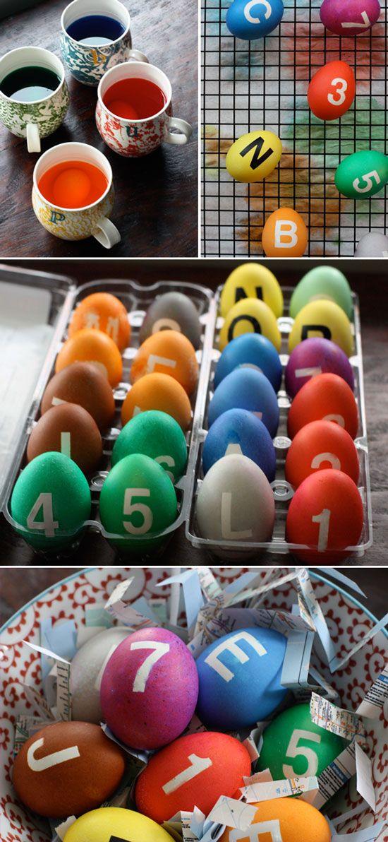 NY Subway Easter Eggs