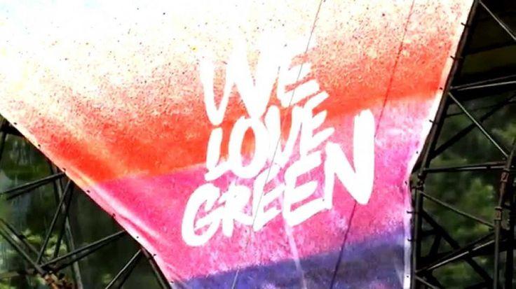 Appel à candidature le festival We Love Green