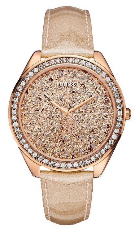 Gorgeous Guess watch from Macy's...