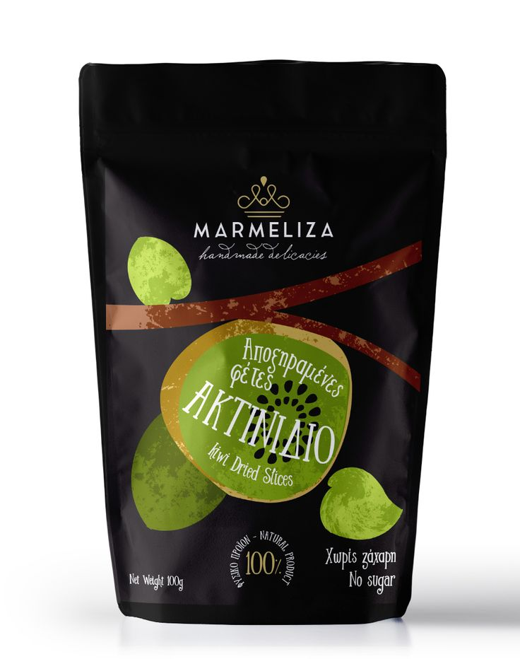 MARMELIZA - DRIED FRUITS / KIWI