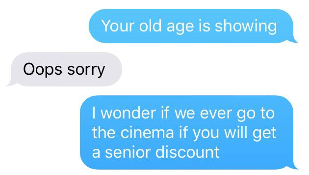 han is grey, im blue. its funny bc she's the oldest.