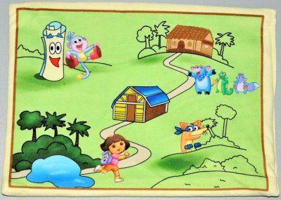 Dora utforskarens karta