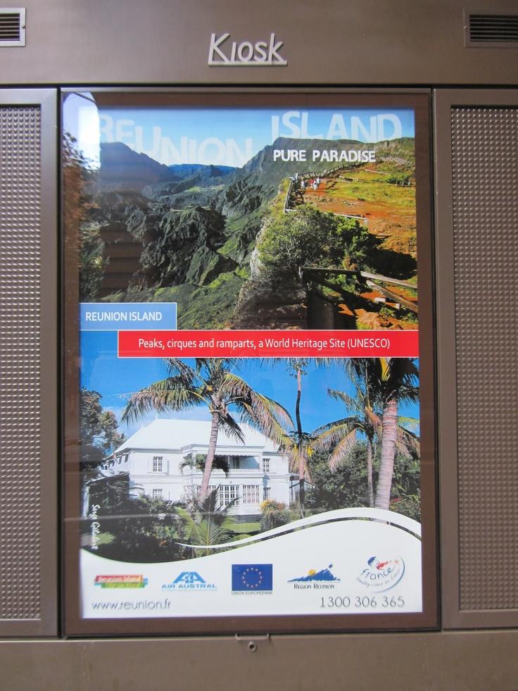 Reunion Island Campaign 2011