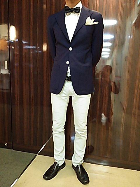 » 2014・大宮スタッフコーデ⑤大宮店 | パーソナルオーダースーツ・シャツの麻布テーラー | azabu tailor