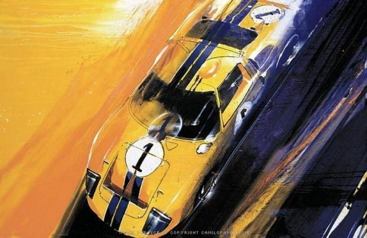 Bruce Lee's GT | Camilo Pardo