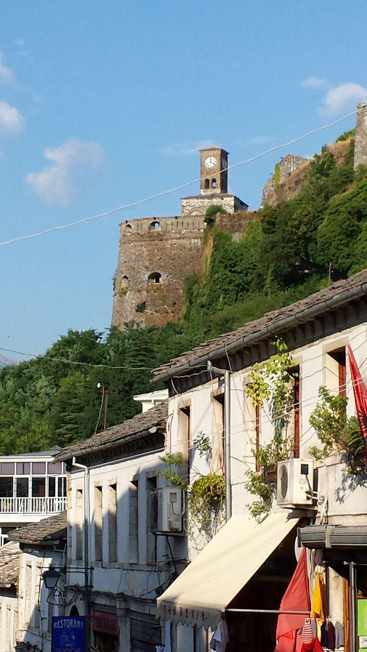 Gjirokaster (Egrikasr) Arnavutluk