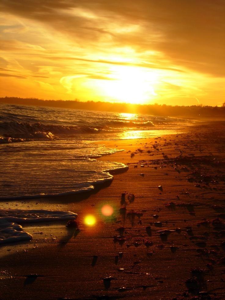 pin golden sunset hd - photo #10