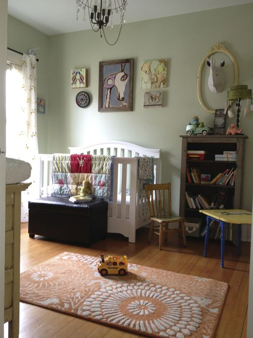 Delightful Baby Boy Rooms Ideas heavenly brown and blue baby nursery room design ideas divine monkey brown and blue baby Delightful Nursery Decor From Kelly Rae Roberts