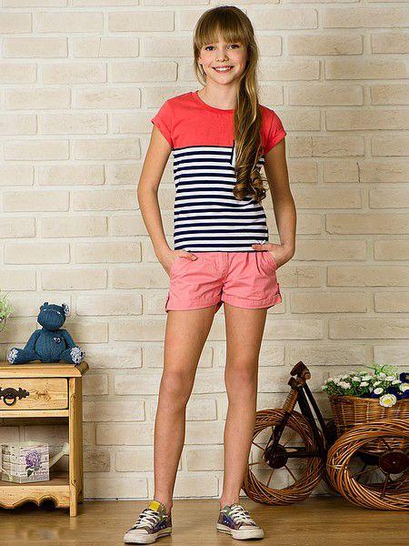 Шорты для девочек и подростков 10, 11, 12 лет (61 фото): школьные для физкультуры или спортивные, юбка-шорты, черные, джинсовые