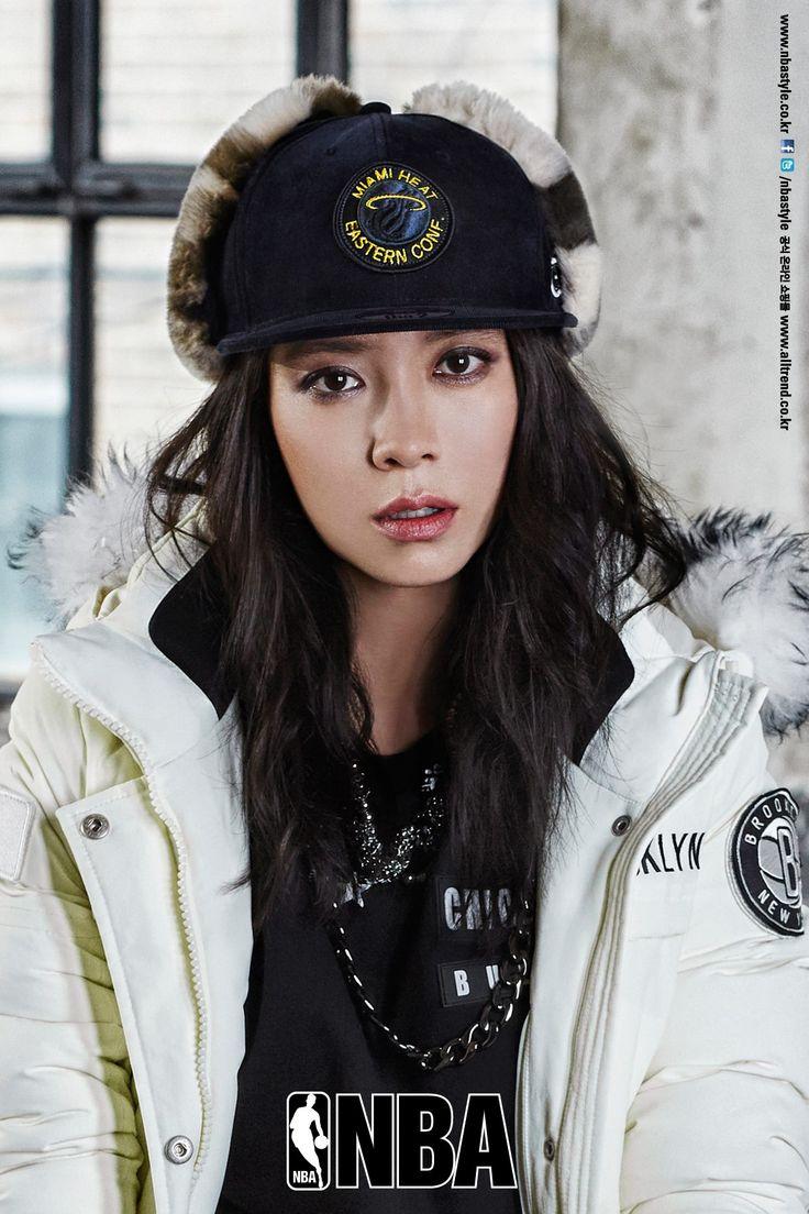 Song Ji Hyo - NBA