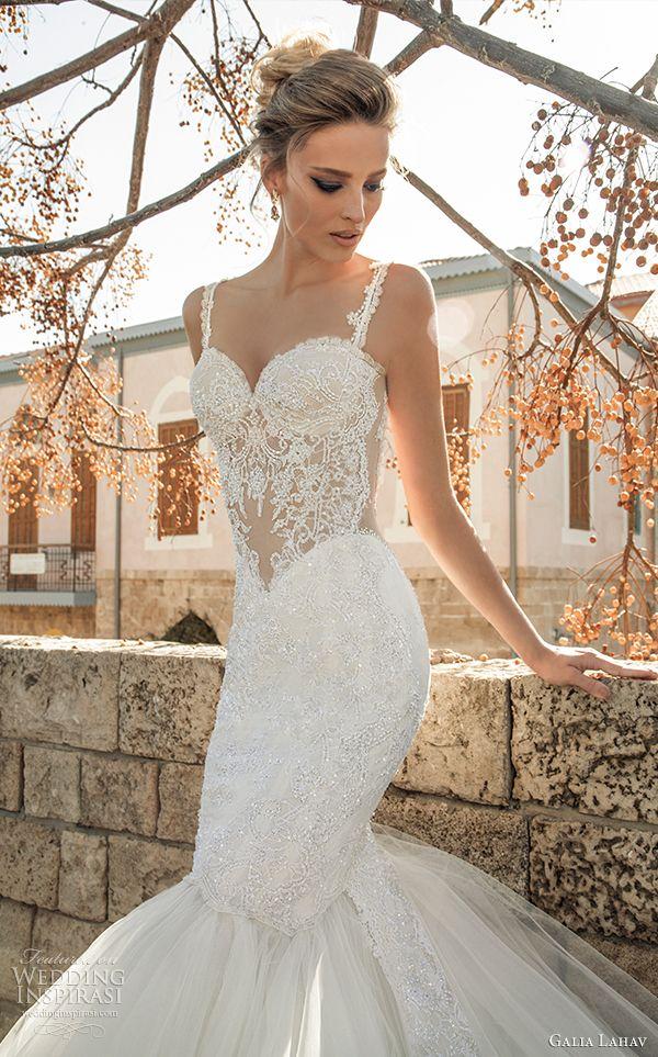 abito da sposa Augusta Galia Lahav 2015