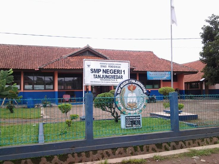 SMP Negeri 1 Tanjungmedar