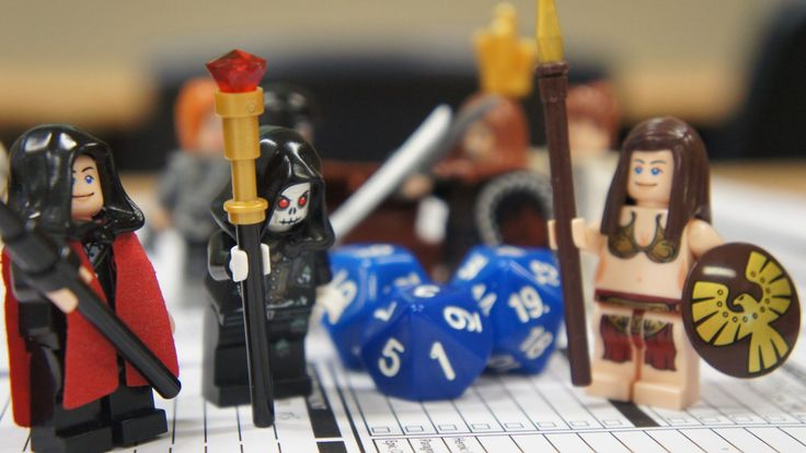 It's a good time to get into Dungeons & Dragons, the role-playing game featured in Stranger Things and the podcast The Adventure Zone. The game has lost its nerdy stigma and is trendy among artsy parents and their kids.