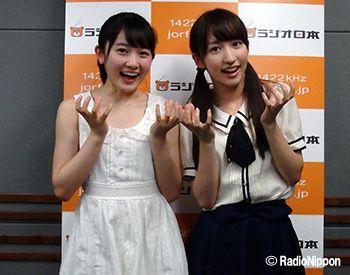 AM1422kHz ラジオ日本 - カントリー・ガールズの只今ラジオ放送中!!