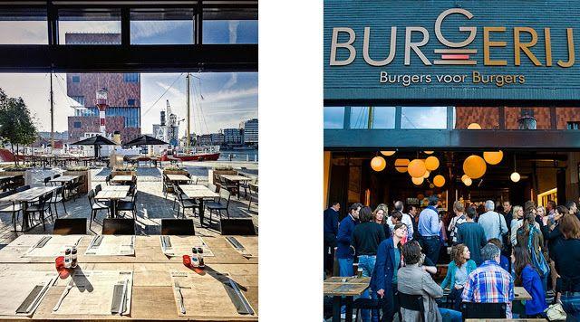 BartsBoekje: De Burgerij, Antwerpen