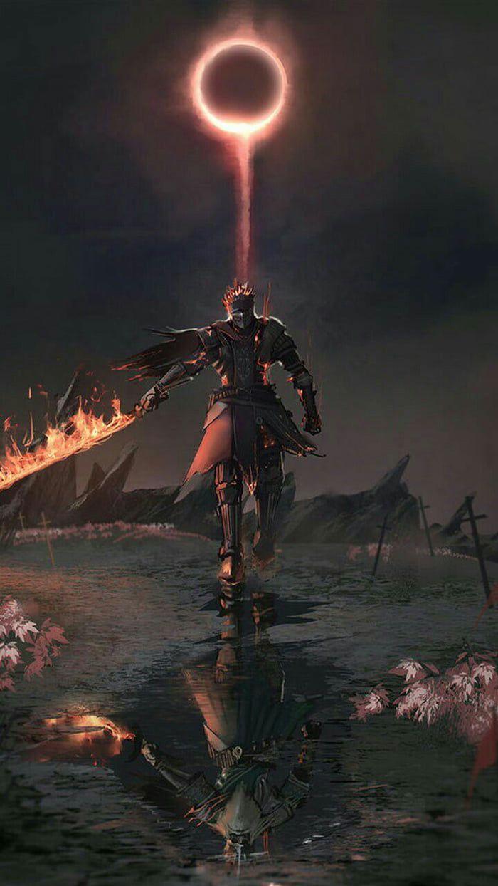Dark Souls Wallpaper 5 The First Flame In 2020 Dark Souls Art