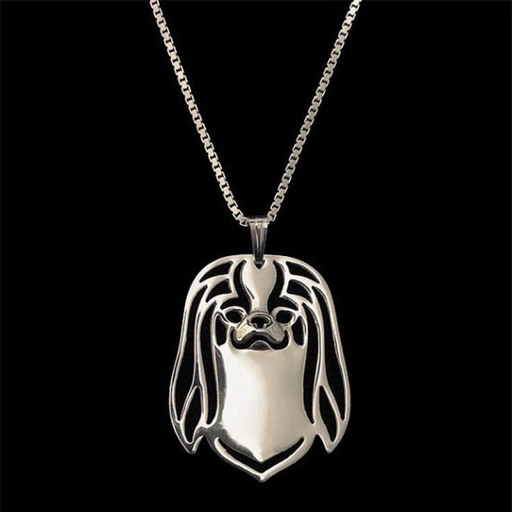 Adorable Japanese Chin Necklace