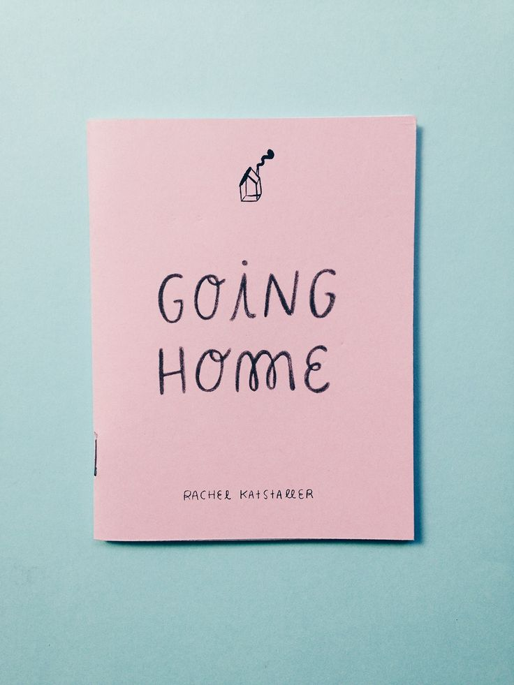 """A zine exploring my obsession with houses and the concept of home. With words by Jack Kerouac taken from his book """"On the Road"""". This zine was part of the exhibition Cozy Up Collective Show Four in Cleveland, Ohio."""
