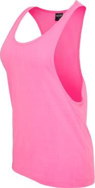 "- casual fit - deep armholes  roundneck  This ""Ladies Loose Neon Tanktop"" by Urban Classics features an eye-catching neon color and a casual fit. The casual look is supported by the wide armholes, making this top perfect for sports activities and combinations with other casual outfits."