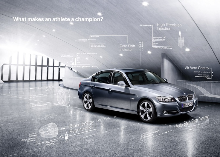 BMW 3 Series / Emir Haveric / Photography & CGI