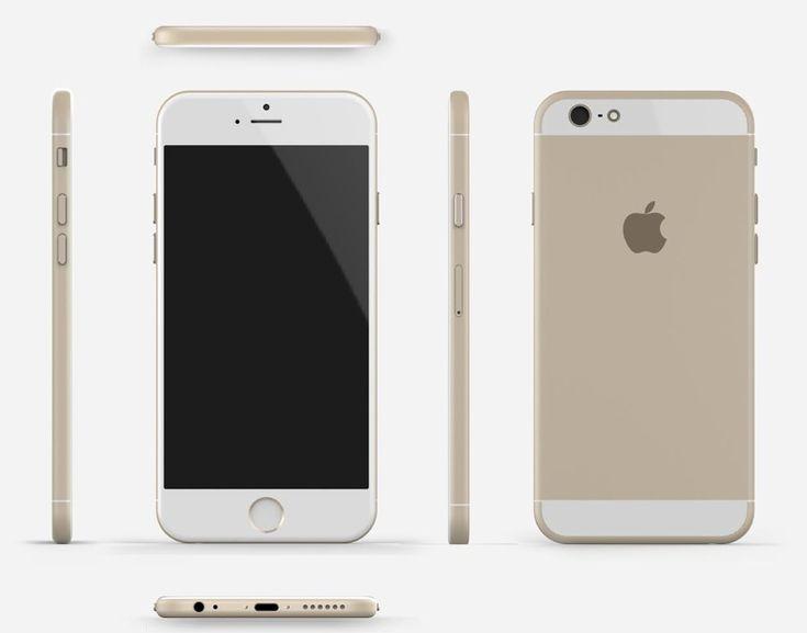 """Pantalla Retina HD 4.7"""", Memoria Interna 16Gb, Cámara 8 mp, Conectividad 4G, Sensor de Huella digital, Sistema Operativo iOS 8, Procesador Chip A8 64bits. Más grande, más potente y mucho más delgado, Apple logró una vez más lo que parecía imposible, mejorar el iPhone de tal manera que su nueva versión, el iphone 6, es hasta 50 veces más rápido que el iPhone 5S. Disfruta de una potencia al máximo como no podrás experimentar en otro smartphone gracias a su chip A8."""