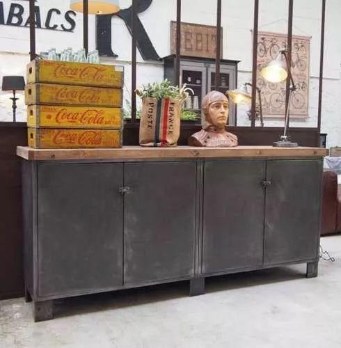 M s de 25 ideas incre bles sobre chapa industrial en pinterest muebles de descuento mesa - Muebles de chapa ...