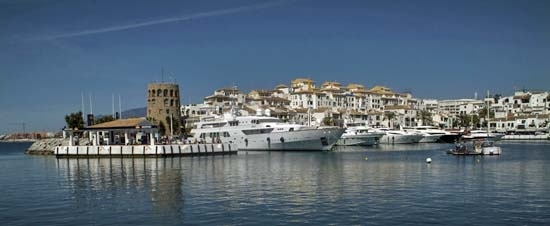 Would you like to know more about Puerto Banus?