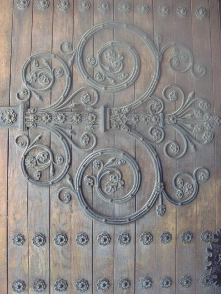 French door hinge. That blacksmith was a true artisan! No 3D printer used for & Best 25+ Door hinges ideas on Pinterest | Hinges for cabinets ... pezcame.com