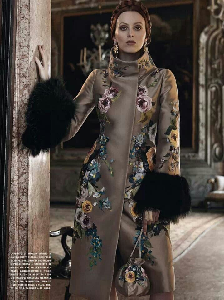 Dolce & Gabbana alta moda: