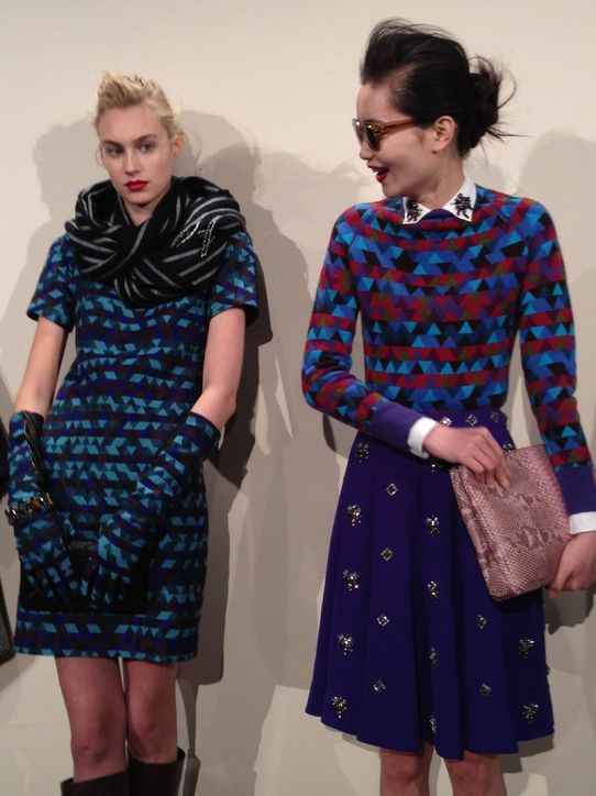 Color, color, and more color at J.Crew