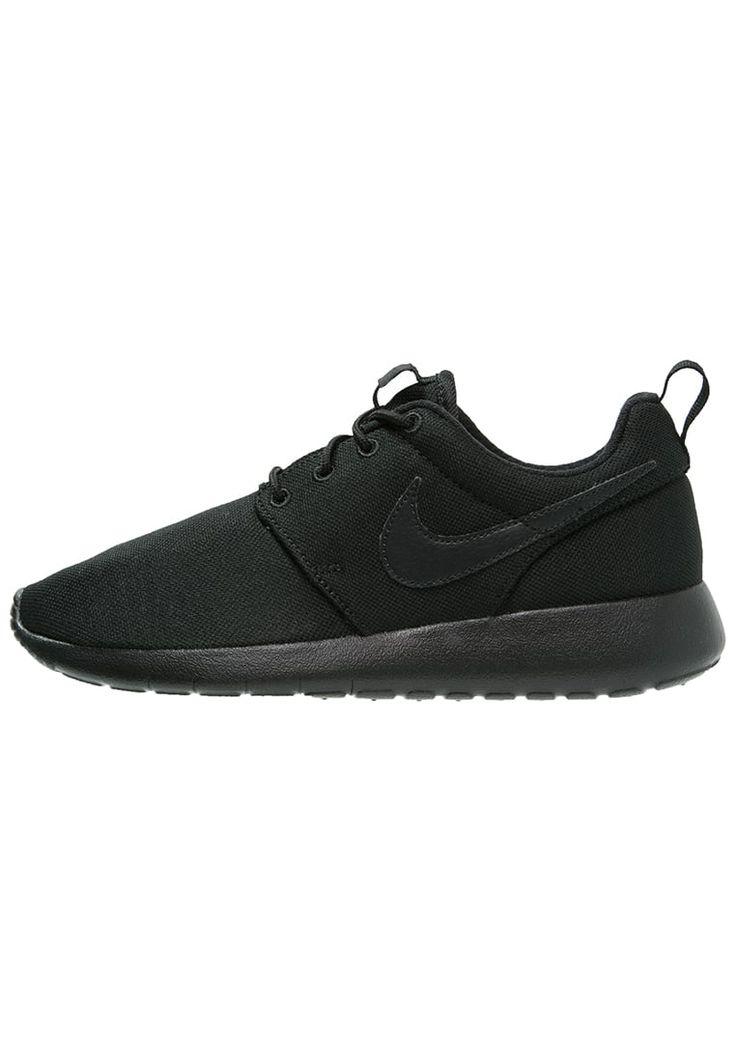 Köp Nike Sportswear ROSHE ONE - Sneakers - black för 649,00 kr (2017-03-16) fraktfritt på Zalando.se