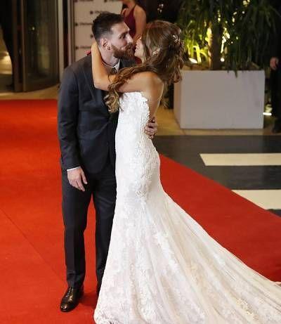 Mariage de l'année - Lionel Messi et Antonella Roccuzzo