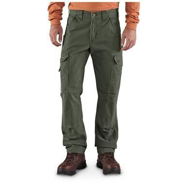 Carhartt Men's Cargo Work Pants