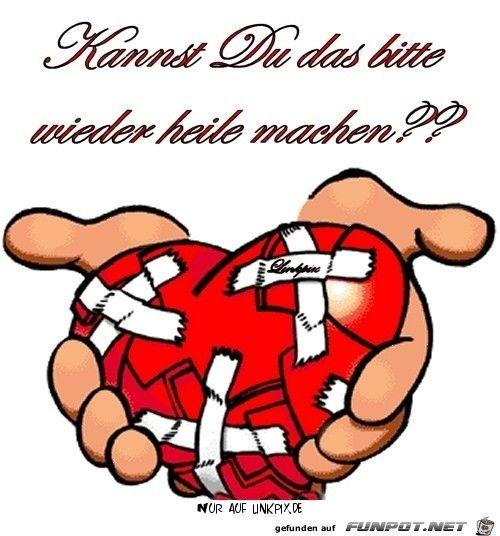 ein Bild für's Herz 'heile machen .jpg'- Eine von 15631 Dateien in der Kategorie 'Herziges' auf FUNPOT.