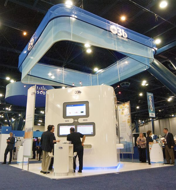 Exhibition Booth Design Johor : O b networks oilcomm houston tx by qupix via