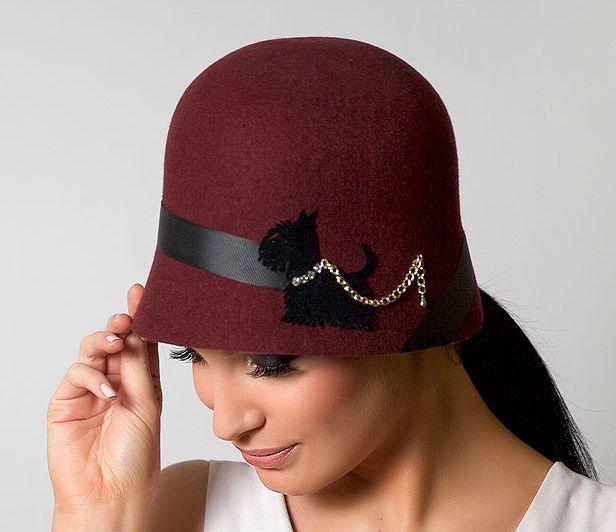 Шляпа, шляпка, стильна шляпа, головной убор, ручная работа, женский головной убор, фетр, шляпка из фетра, осенняя шляпка, зимняя шляпка, шляпка на осень, ретро шляпка, классическая шляпа, женская шляпа, клош, шляпка клош, вуаль, черная шляпка, Анна Андриенко, шляпная булавка