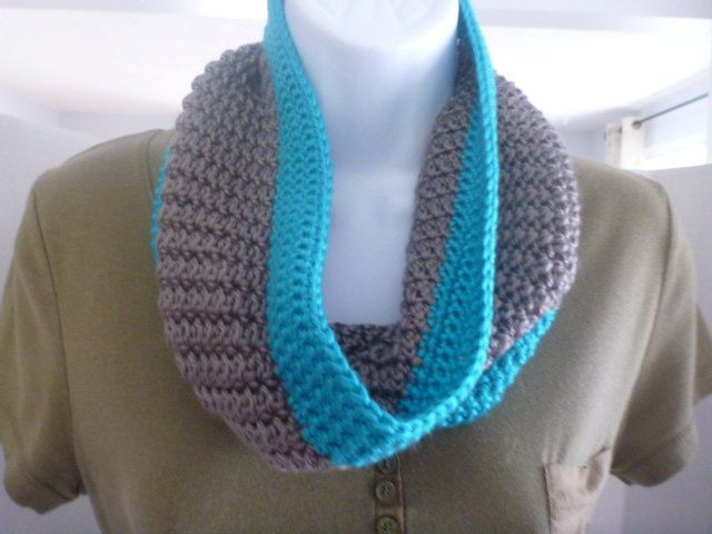 crochet cowl, neck warmer, infinity scarf, winter cowl, winter scarf by CarolsCreations77 on Etsy