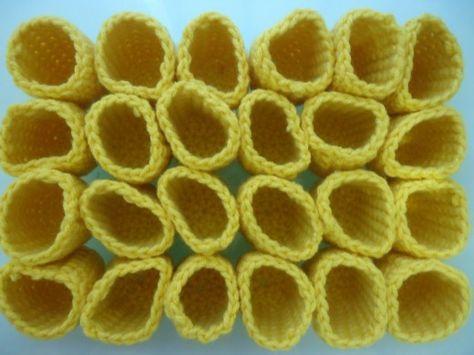 How to Customize Crochet Chair Socks (Free Crochet Pattern)