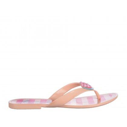 Papuci Petite Jolie corai de dama