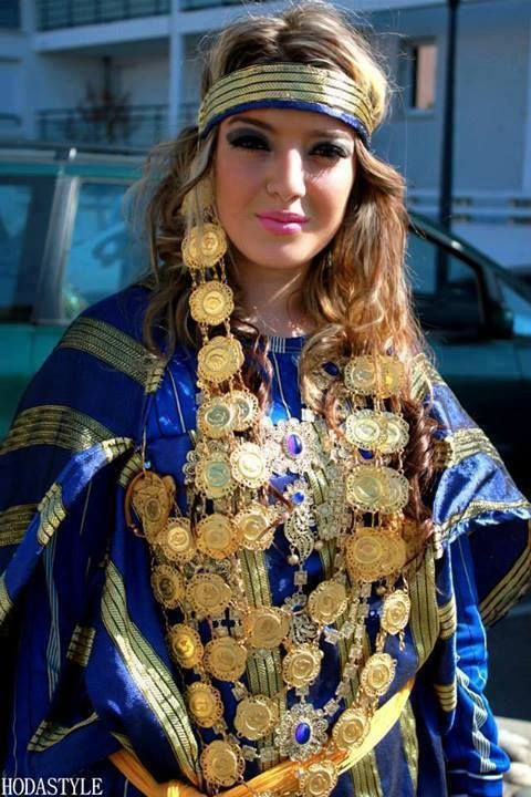tunisian gril traditional clothes pinterest brides