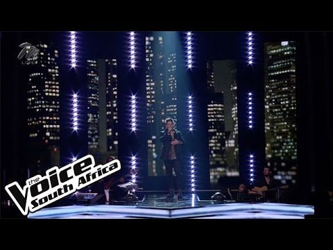 Gavin Edwards: 'Fix You' | Live Round 5 | The Voice SA