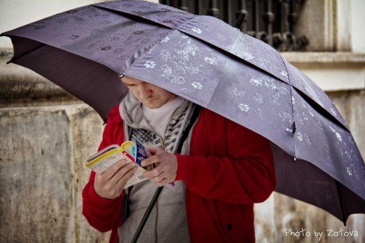 Дождливое лето в Париже, 2013.