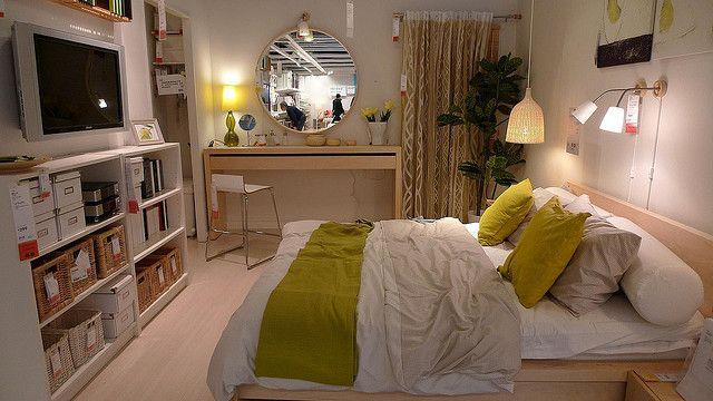 bedroom by ikea