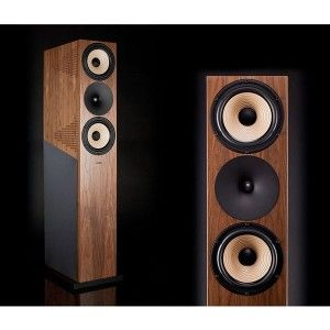 Krypton 3  is Amphion´s reference project now close to 15 years in making. The Krypton3 is highly innovative three-way reference speaker, which makes it possible to enjoy full range, realistic level orchestral performances without owning a concert hall.