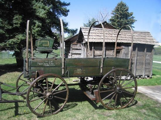 Pioneer Village - Boise -Located next to the Idaho Historical Museum in the Julia Davis Park.